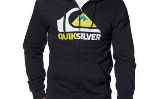 Компания Quiksilver расширяет ассортимент линейки спортивной и повседневной одежды