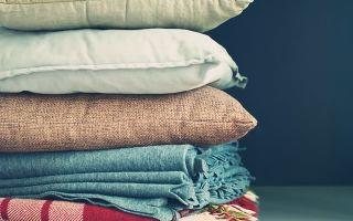 Домашний текстиль – как  выбрать качественные вещи?