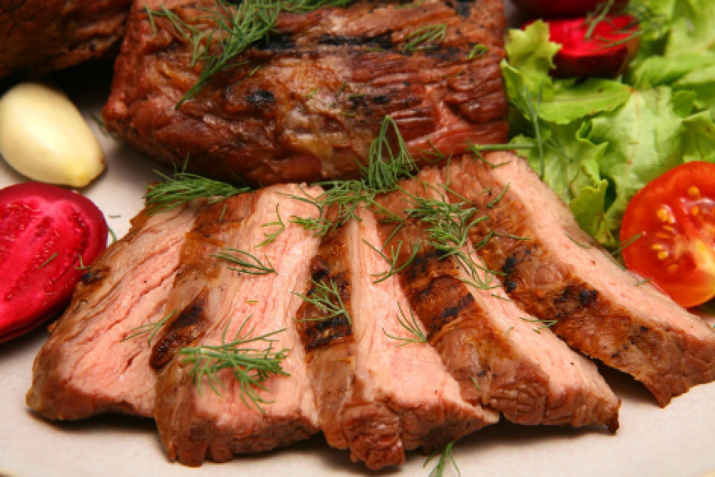 простейший рецепт мяса запеченного в фольге рецепт