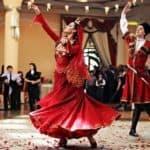 Азербайджанские танцы в России